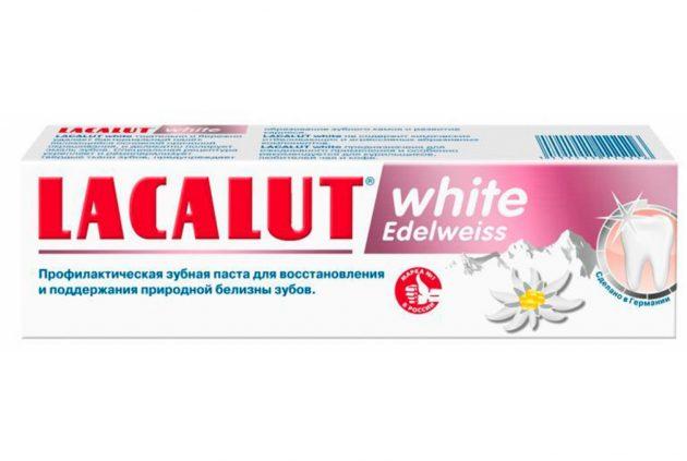 Лакалют Уайт для белизны зубов