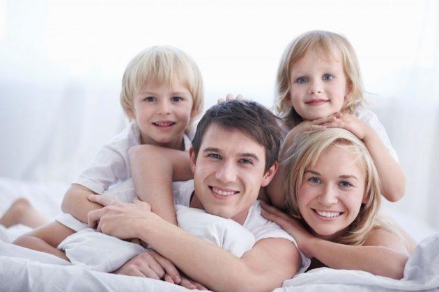 Каждый член семьи найдет среди паст Colgate подходящую