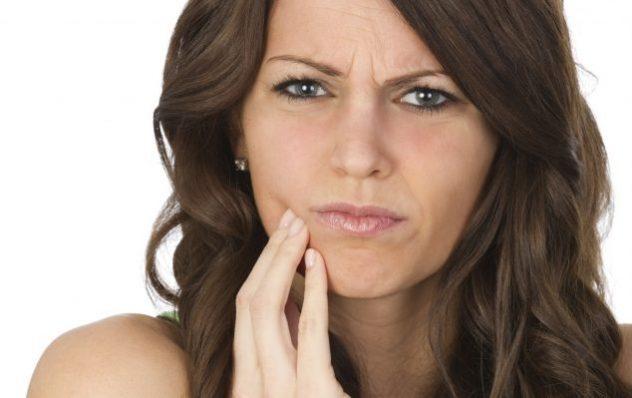 кандидозный стоматит вызывает дискомфорт