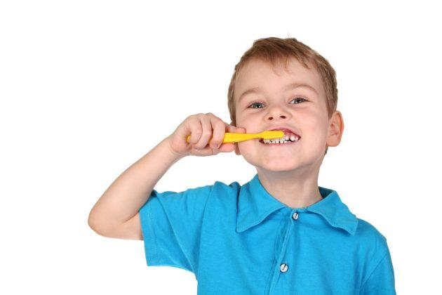 Зубная паста Асепта Kids подходит для детей от 4 до 8 лет