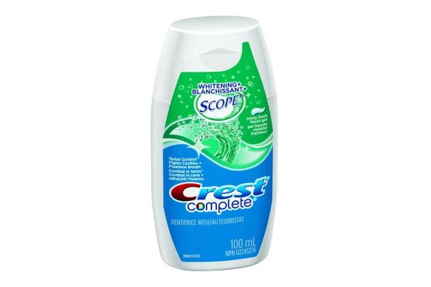 гель для чистки зубов Scope Liquid Gel