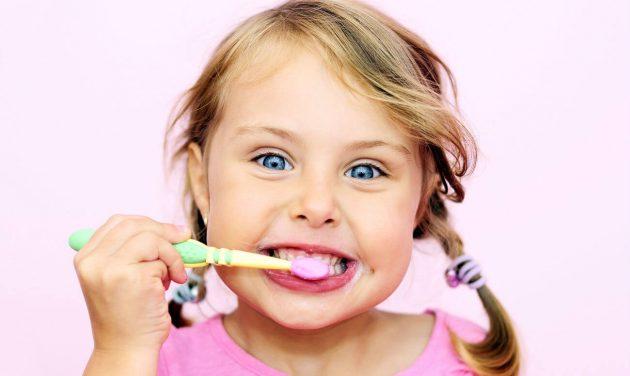 Существуют зубные пасты Президент для детей всех возрастов