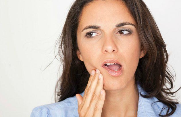Симптомы кариеса дентина