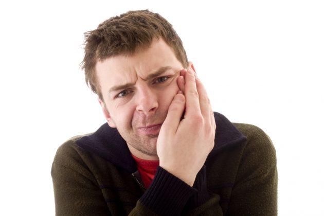 Прорезывание зуба мужрости часто сопровождается болью