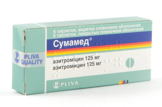 Антибиотик при альвеолите лунки