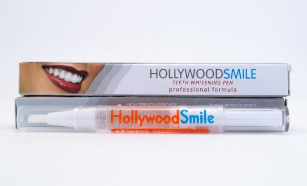 карандаш для отбеливания зубов Hollywood Smile