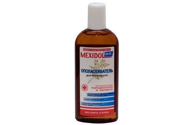 Ополаскиватель для зубов Мексидол