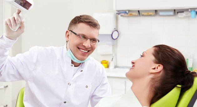 временные накладки на зубы для красивой улыбки