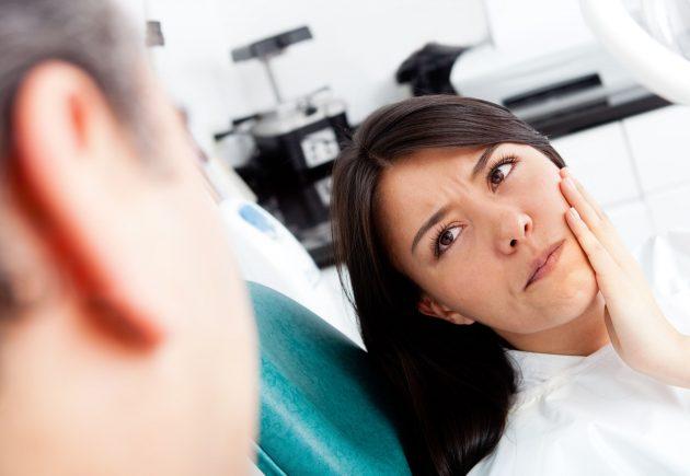 Сухая лунка после удаления зуба что это такое почему возникает и как лечить