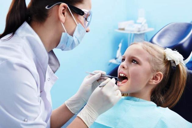 реставрация зубов у ребенка