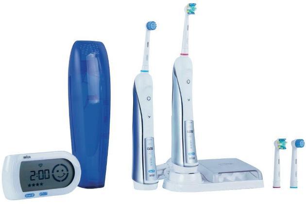 зубная щетка Braun Oral B Triumph oral