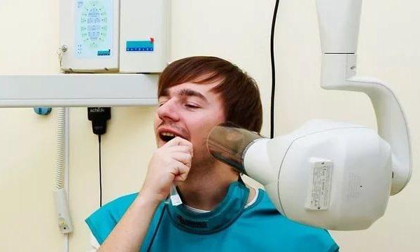 если болит зуб на штифте - нужно сделать рентген зуба
