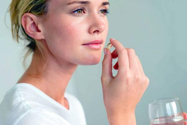 прием витаминов при повышенной чувствительности зубов